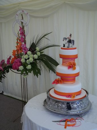 Wedding Topper   Ice And A Slice Cakes